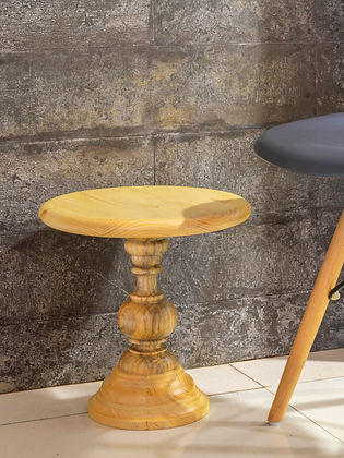 Retrofit - The pine stool