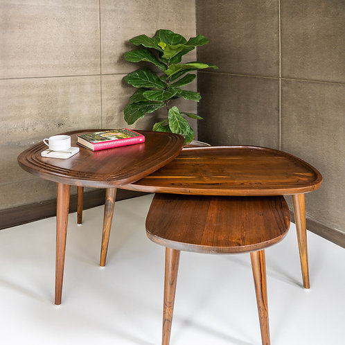 The Amorphous Center Table