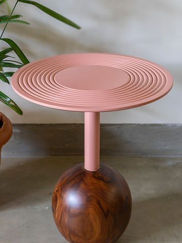 The Metric Table - Sphere