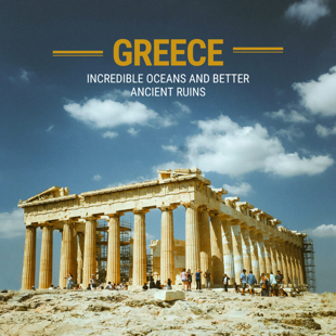 Say Yes to Greece!