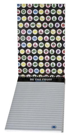 BYOB Note Pad Inside