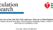 General Overview of the 13th TECAM Conference in Circulation Research
