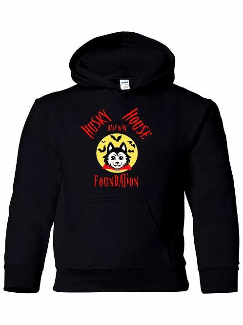 Kids Husky Halloween 2020 hoodie