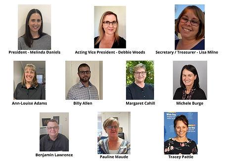 AQNML Executive Committee 2020-2021 (2)