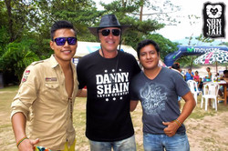 Danny with Son D´Jah