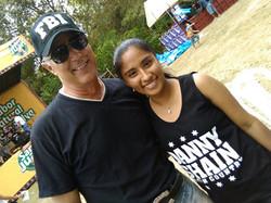 Balsa Beach Peru