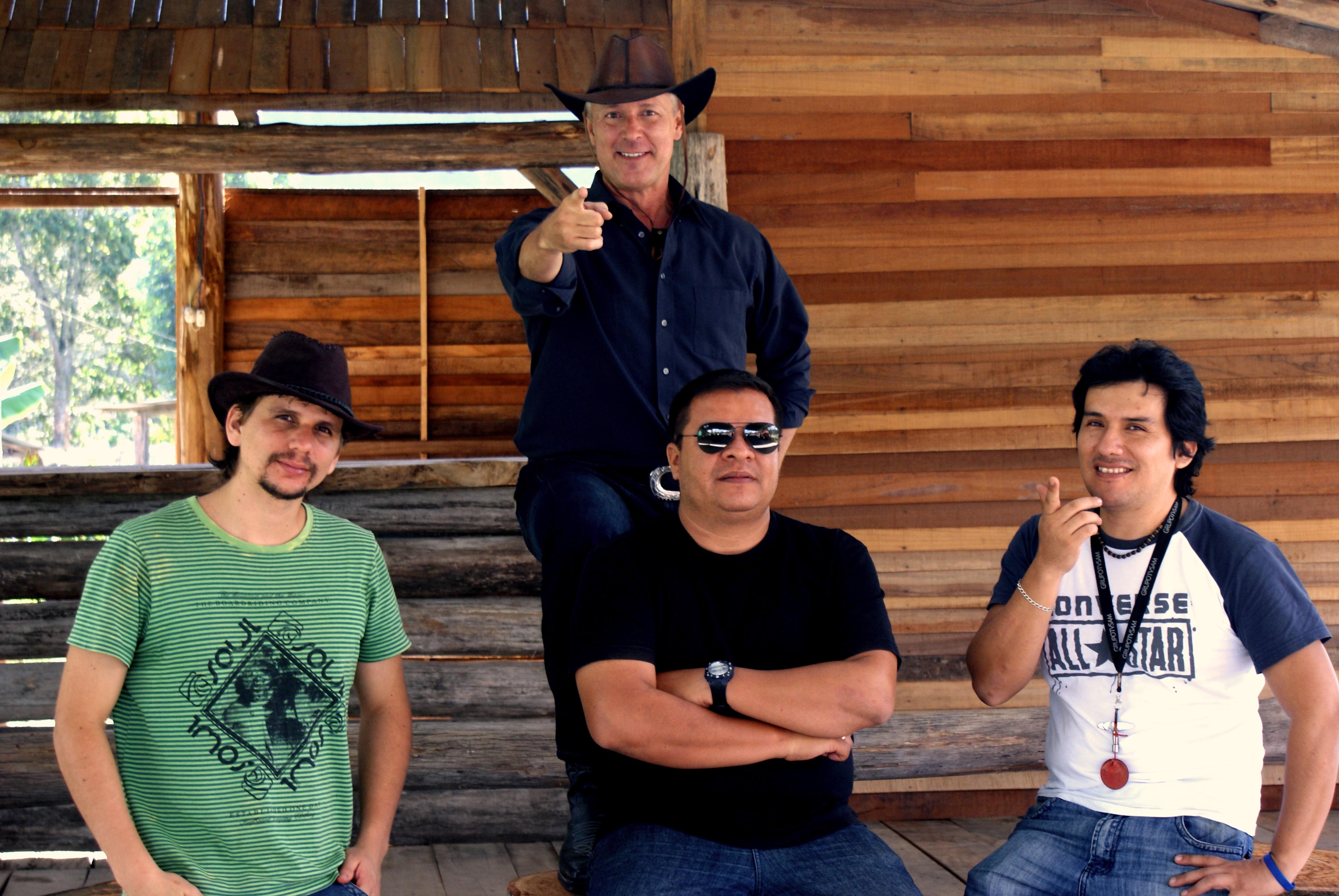Danny Shain Band For Oxapampa 2014