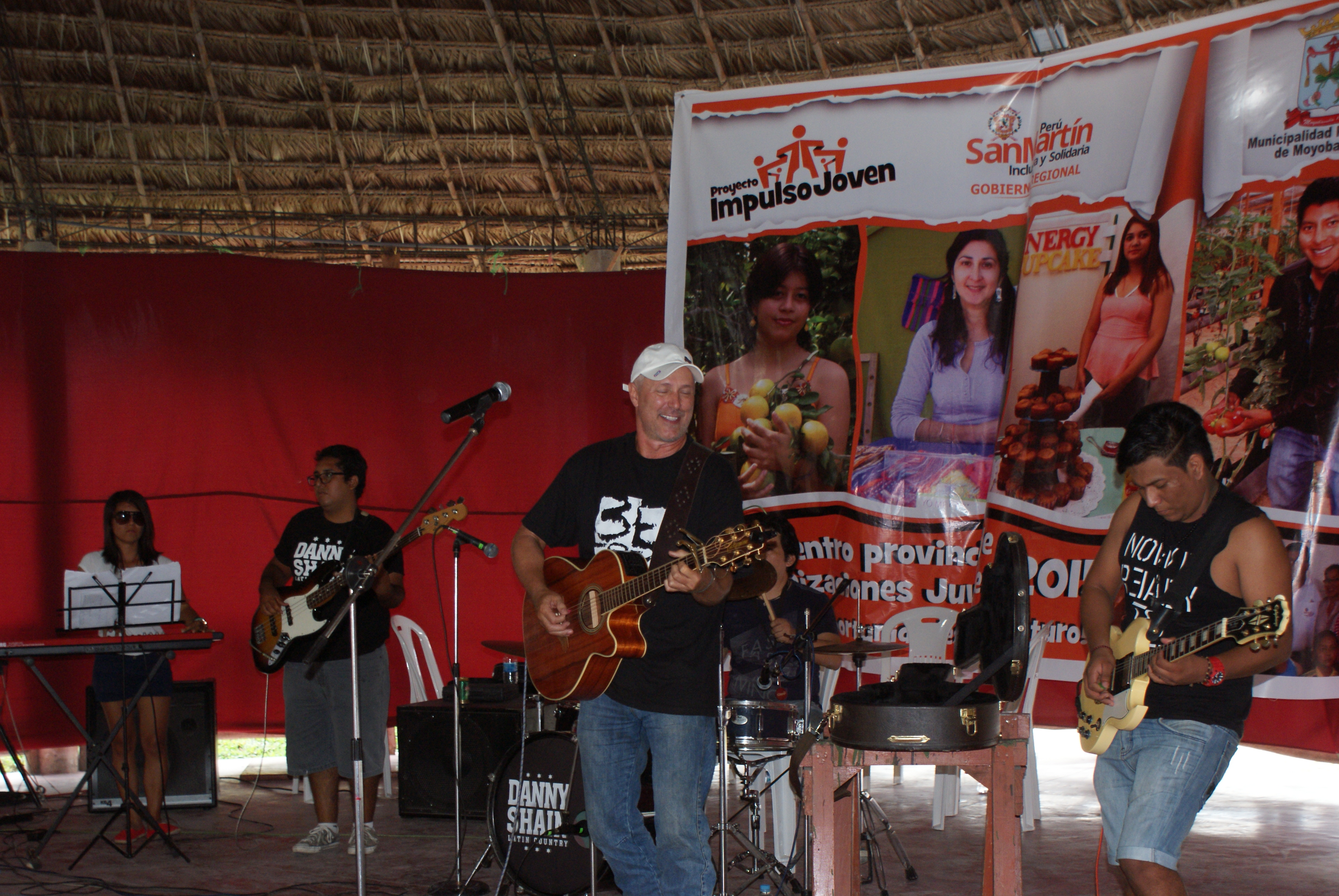Youth Event, Moyobamba, Peru
