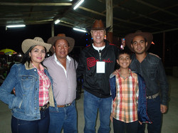 New Friends From Honduras