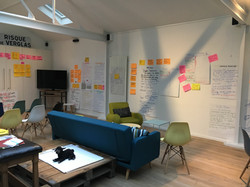 Brainstorming au TREIZE EPHEMERE
