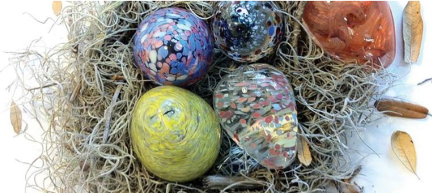 Seek for these one of a kind treasures on Easter Sunday!
