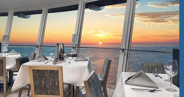 Amazing dining, amazing view!