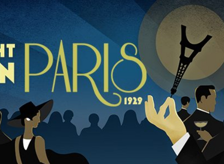 1920's Paris by way of St Pete? YES!