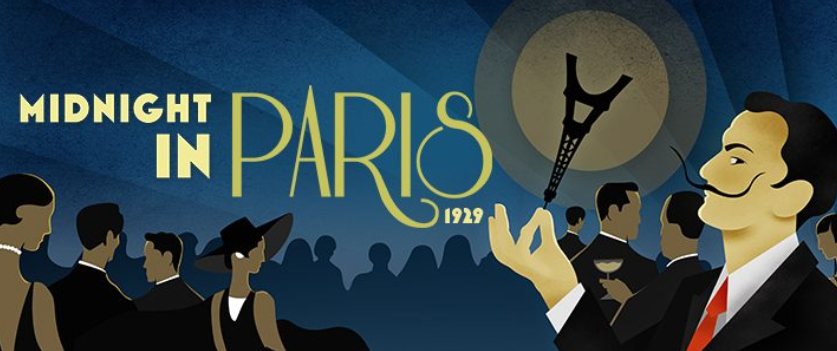 Experience 1920's City of Lights at the Dali!