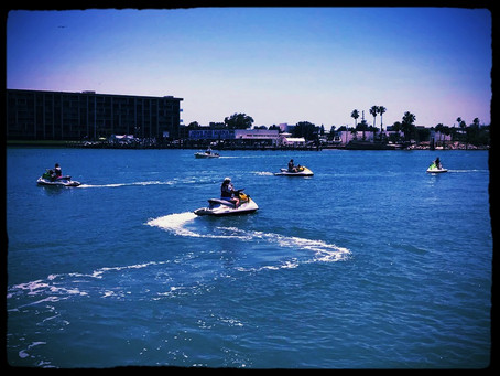 Search the sea by Sea-Doo...or Yamaha!