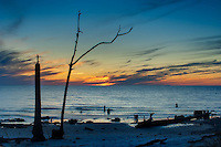 'Sunset on the Gulf of Mexico', Leighton Photography