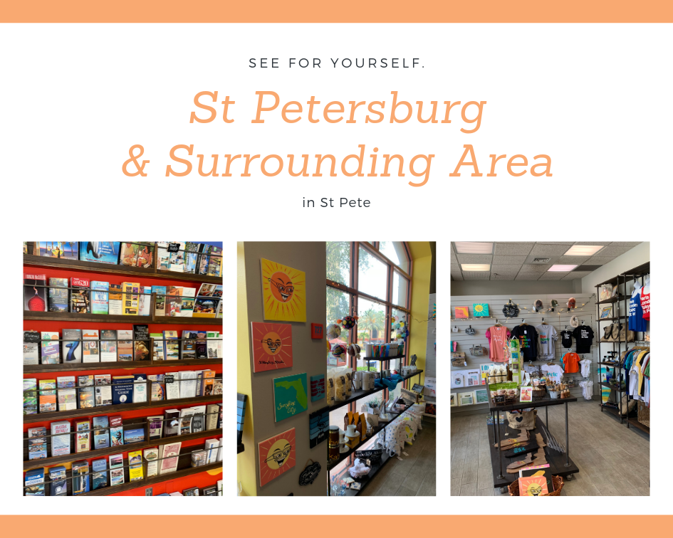 Get all the info on what to do while in St Pete!
