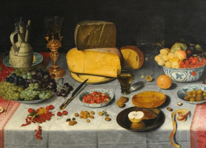 Delectable works by over 40 Old Masters