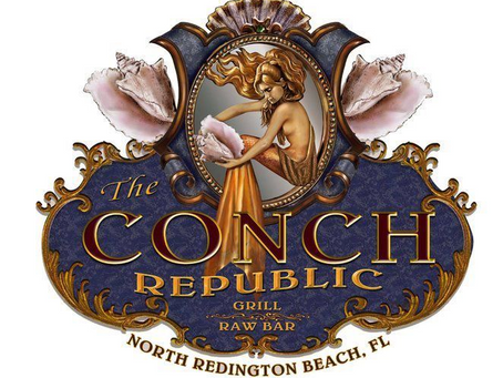 KEEP CALM AND CONCH ON!