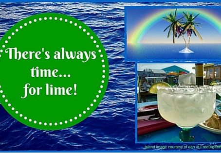 Sip a Margarita by the Sea (or anywhere!)