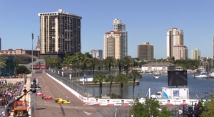 Race Cars Street Circuit