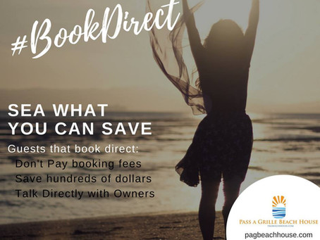 SAVE Money and #BookDirect & How to Book Direct with an owner
