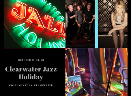 All that JAZZ! Clearwater Jazz Holiday
