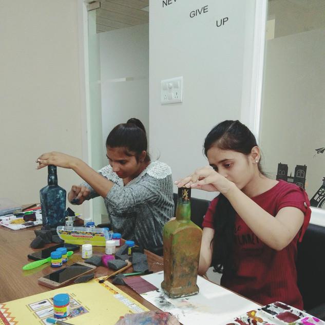 Acrylic Workshop, Indore