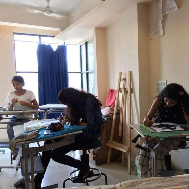 Mirror Etching, Indore