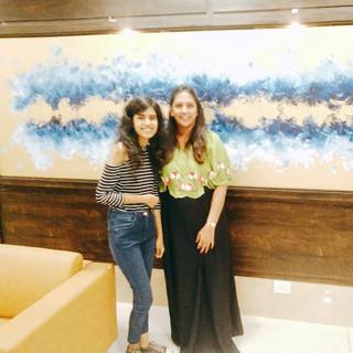 Brilliant Sapphire, Indore