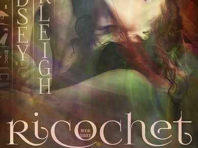 Ricochet Through Time Cover & Blurb Reveal!!!