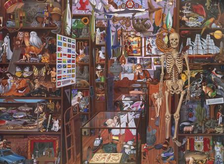 Mike Wilks' Ultimate Alphabet - A Curiosity Shop for The Mind.