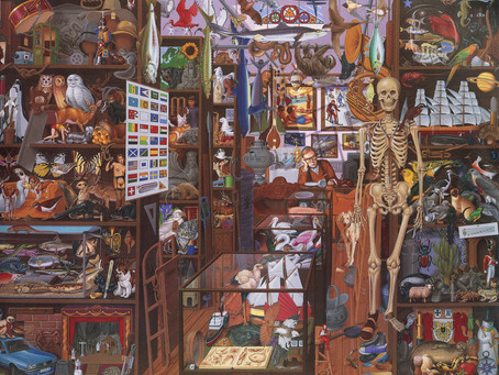 Mike Wilks' Ultimate Alphabet - A Curiosity Shop for The Mind.