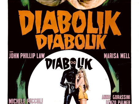 A diamond in the rough - Danger: Diabolik