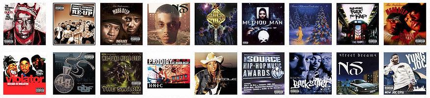 "alt=""Platinum plaques at Plain truth Ent nyc recording studio"""