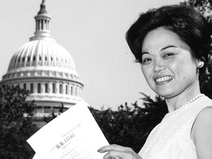 Women's History Month: Patsy Mink