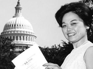 Women's History Month: Patsy Mink