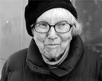 Author Lillian Morrison
