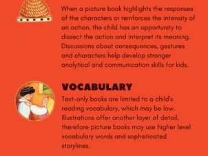 Infographic: Why Picture Books are so Important