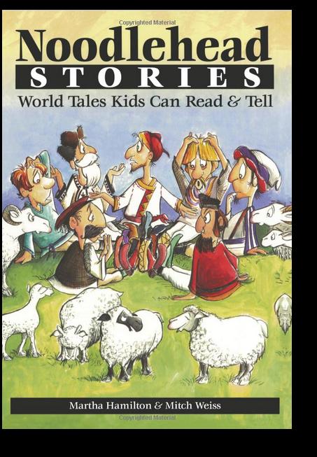 Noodlehead Stories Cover