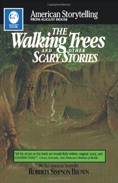The Walking Trees and Other Scary Stories Cover