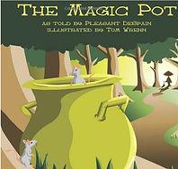 The Magic Pot Cover