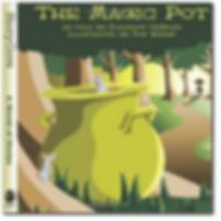 The Magic Pot Cover
