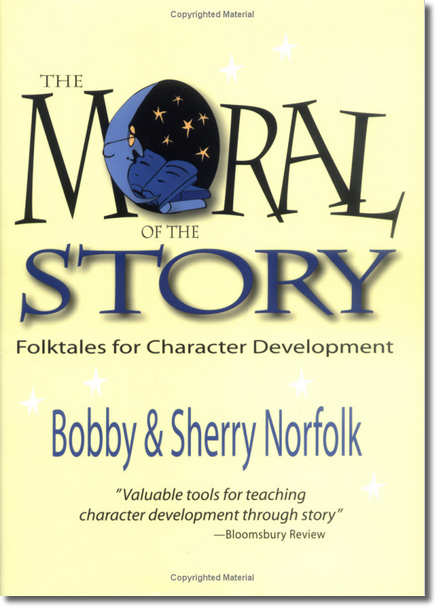 The Moral of the Story Cover