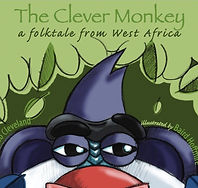 The Clever Monkey Cover