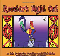 Rooster's Night Out Cover