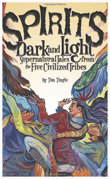 Spirits Dark and Light Cover
