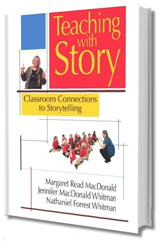 Teaching with Story Cover