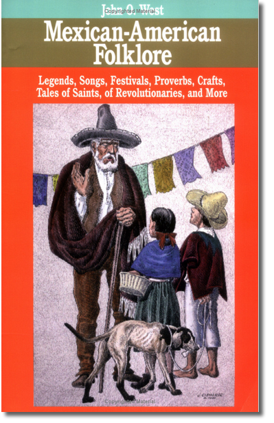 Mexican American Folklore Cover