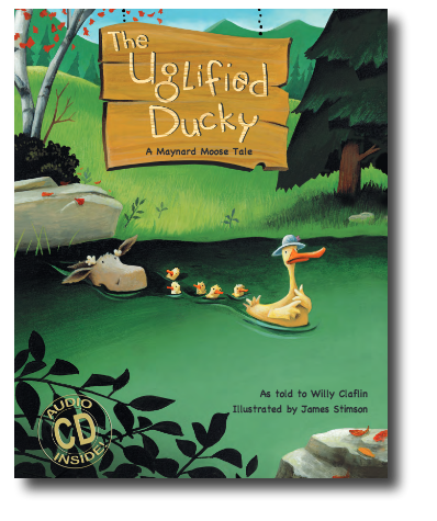 The Uglified Ducky Cover